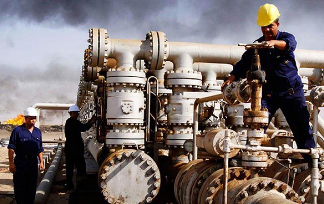 Ціна нафтового кошика ОПЕК не змогла втриматися вище 44 дол./барель