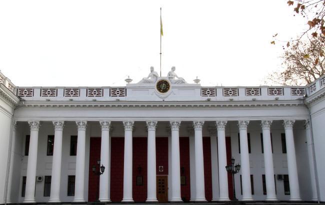 В Одесский горсовет прошли 5 партий
