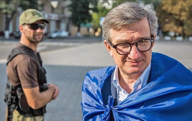 """Сергей Тарута: """"У меня большое сомнение, что мы сможем мирным путем решить конфликт на Донбассе"""""""