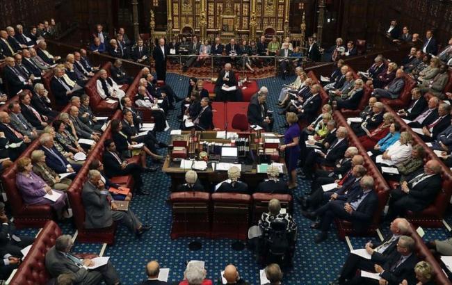 Фото: британський парламент