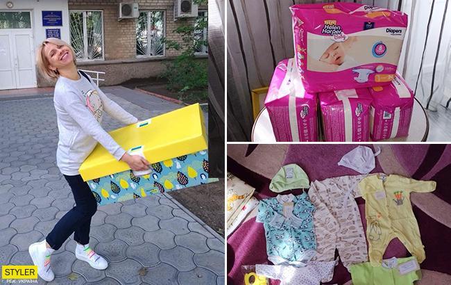 Мами почали отримувати бебі-бокси: в мережі показали, як виглядає подарунок для новонароджених