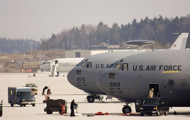 В Германии на авиабазе нашли тела двух американских военнослужащих
