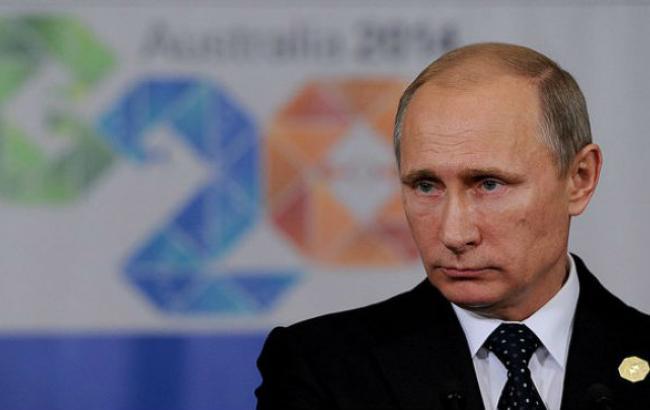 """Путін назвав """"великою помилкою"""" останнє рішення Порошенка по Донбасу"""
