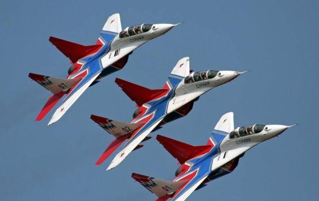 Фото: фронтовая авиация РФ