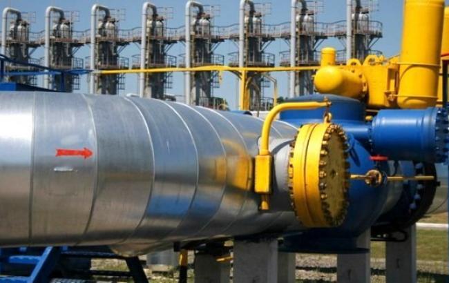 Кількість газу в ПСГ України скоротилася на 0,63% - до 9,648 млрд куб. м