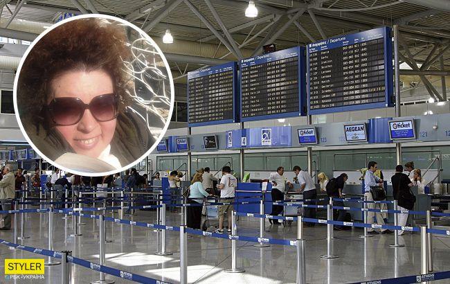 Це був кошмар: українка розповіла про страшне ставлення до туристів в аеропорту Афін