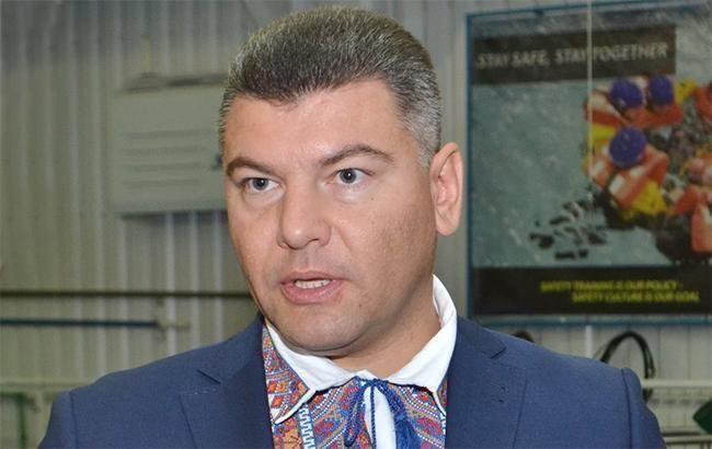"""Ноняка отстранили от обязанностей главы """"Укртрансбезопасности"""""""