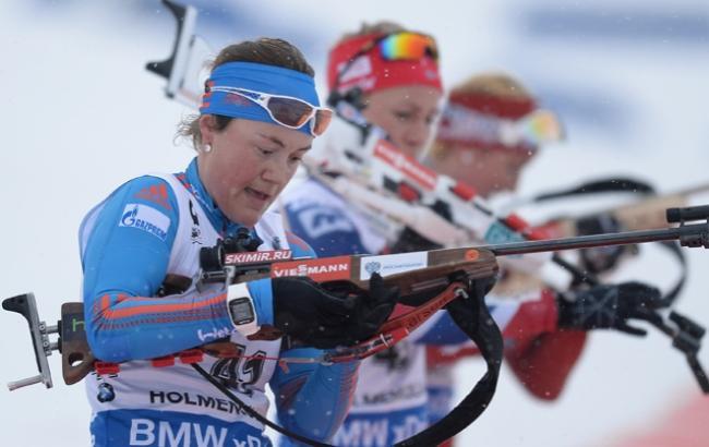 Фото: Російські біатлоністки