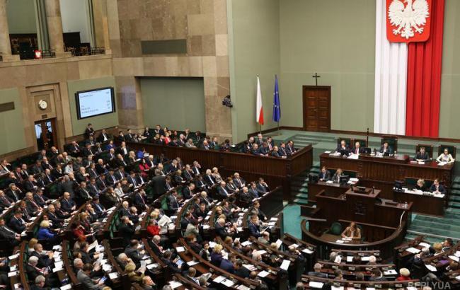 Ошибка истории: Вятрович дал оценку резолюции Сейма Польши погеноциду