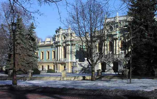 """Стоимость завершения реставрации Мариинского дворца составляет 723,5 млн грн., - """"Укрпроектреставрация"""""""