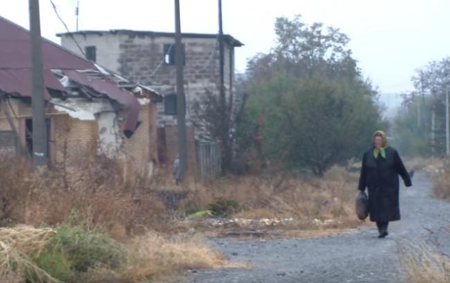 Оккупированный Донецк (Кадр из видео/youtube.com/ARTV ARTV)