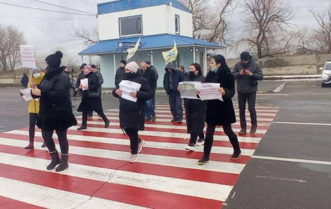 В Україні відновилися тарифні протести, демонстранти перекривають траси