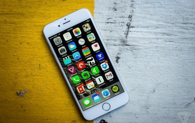 Фото: iPhone 6s