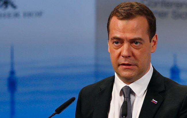 Фото: Дмитро Медведєв назвав плани РФ щодо Сирії
