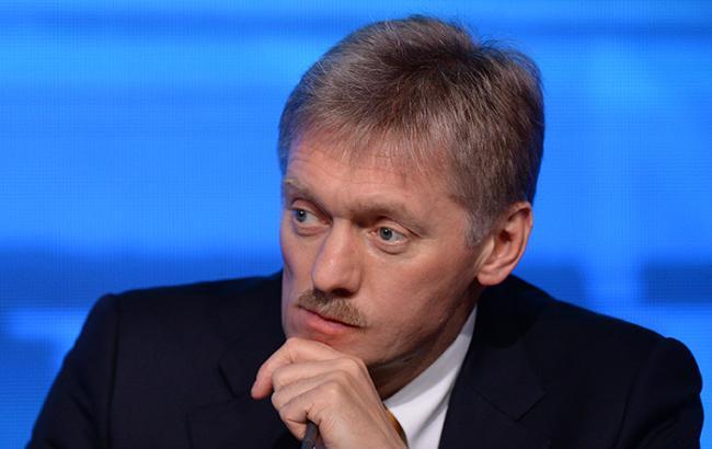 Фото: Дмитро Пєсков прокоментував санкції проти Росії