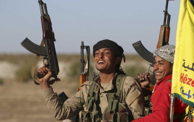 Фото: сирийская вооруженная оппозиция
