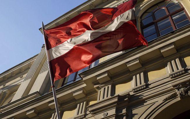 Фото: прапор Латвії (flickr/mauricevangestel)