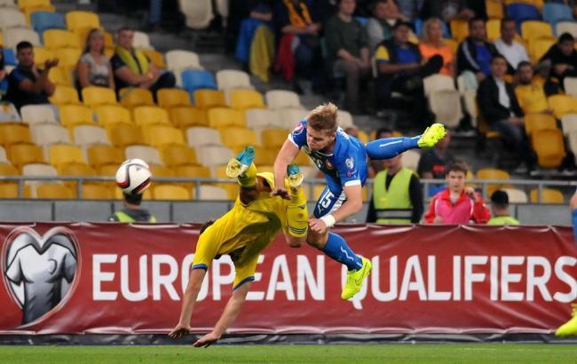 Сборная Словакии назвала состав на матч с Украиной