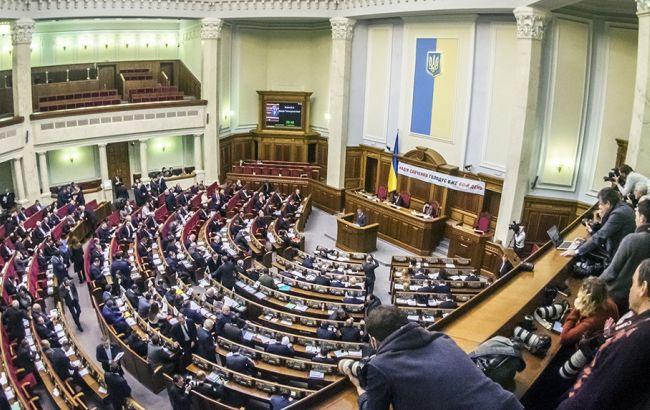 В Раде собрали 176 подписей за совмещение работы в парламенте и Кабмине