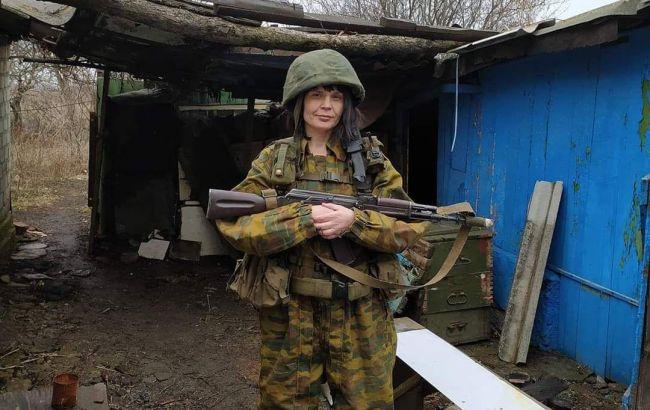 """Российская наемница в """"ДНР"""" собирает на лечение: украинцы тоже помогают"""