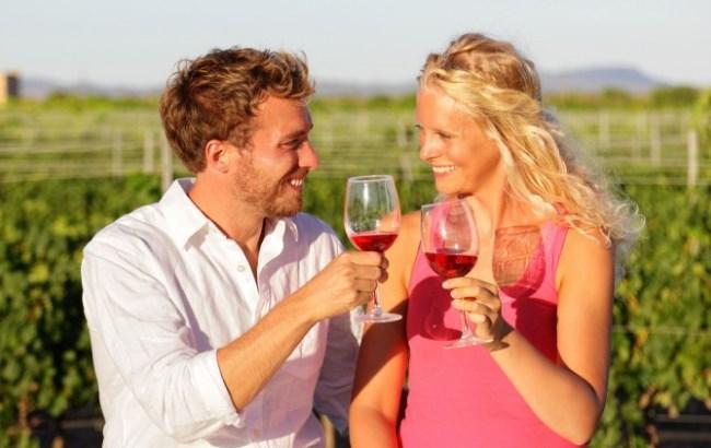 Фото: Красное вино может остановить старение