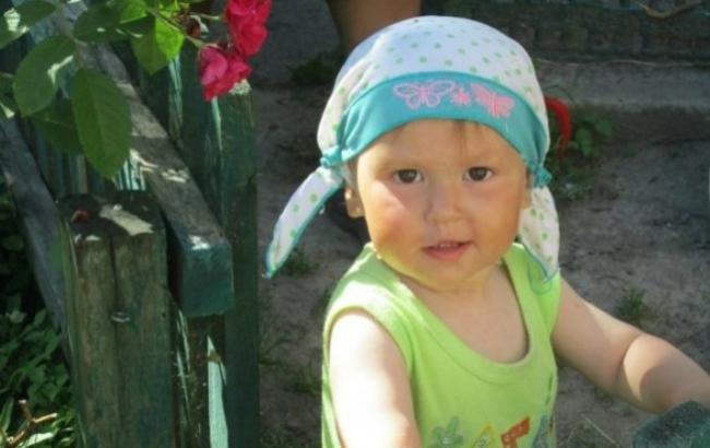 Фото: 4-летняя Таня Коваль (Gazeta.ua)