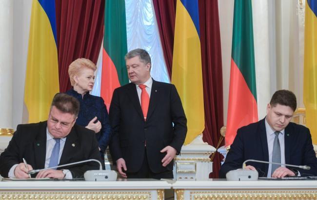 Украина и Литва подписали соглашение о защите трудовых мигрантов