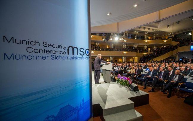 Фото: Мюнхенская Конференция по безопасности 2017