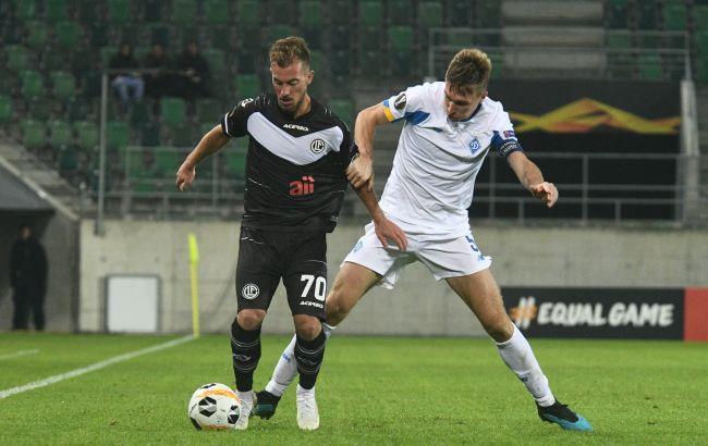 Динамо - Лугано: де дивитися матч