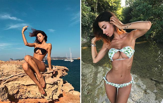 Перевернутое бикини - новый пляжный тренд (фото)