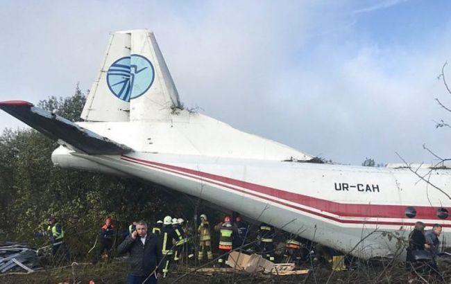 Катастрофа Ан-12: відомі імена постраждалих