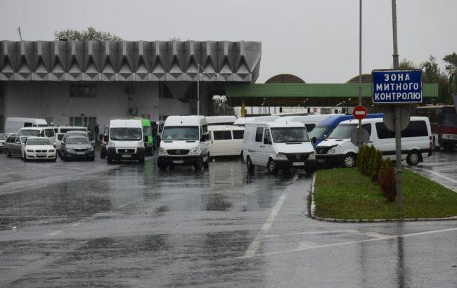 На границе с Венгрией заблокировали пункт пропуска