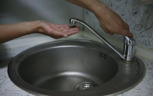 ВЛуганской области приостановлено водоснабжение
