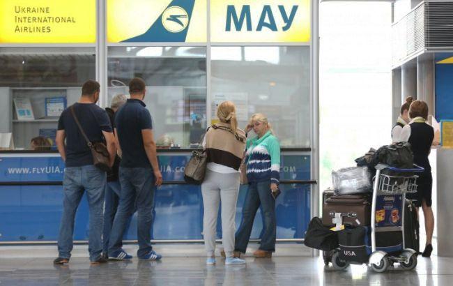Аэропорты Одессы иЗапорожья остановили работу из-за сообщения оминировании