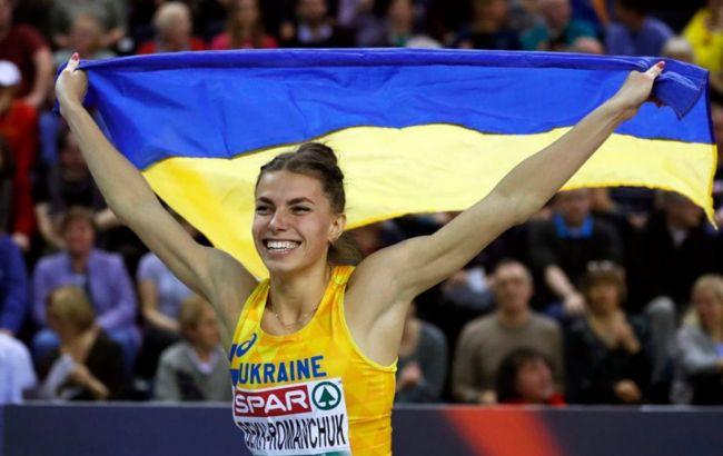 Бех-Романчук кваліфікувалася до фіналу змагань у стрибках у довжину на ОІ-2020