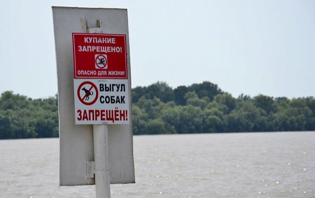 Опубліковано мапу з найнебезпечнішими пляжами України