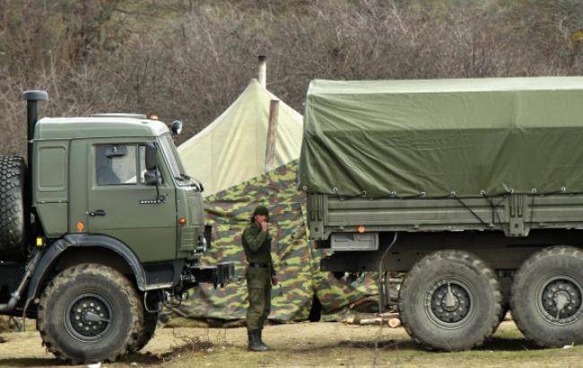 В Україну з РФ 15-17 листопада заїхали більше 100 одиниць військової техніки, - український МЗС