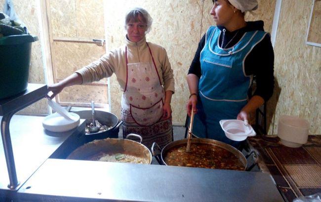 Покращення в кожній бригаді: в мережі показали обід військових на Донбасі
