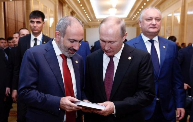 Пашинян об участии России в боях в Карабахе: это возможно, но при определенных условиях