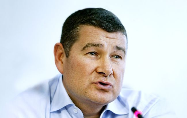 САП перевіряє наявність російського паспорта у Онищенка