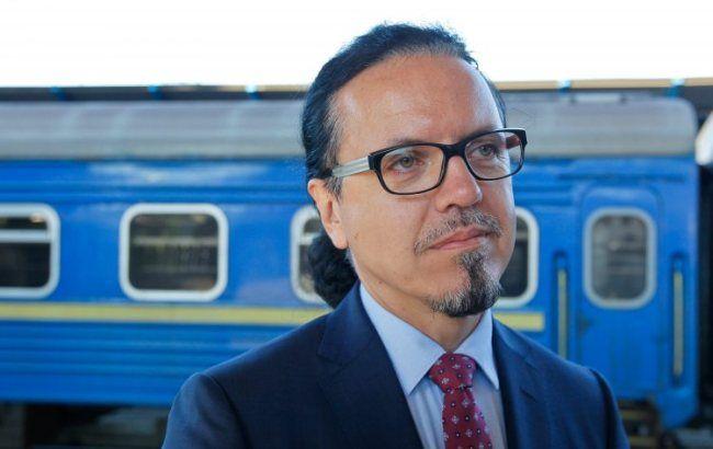 """Фото: """"Укрзалізниця"""" планує завершити реформу до 2020 року (""""УНІАН"""")"""