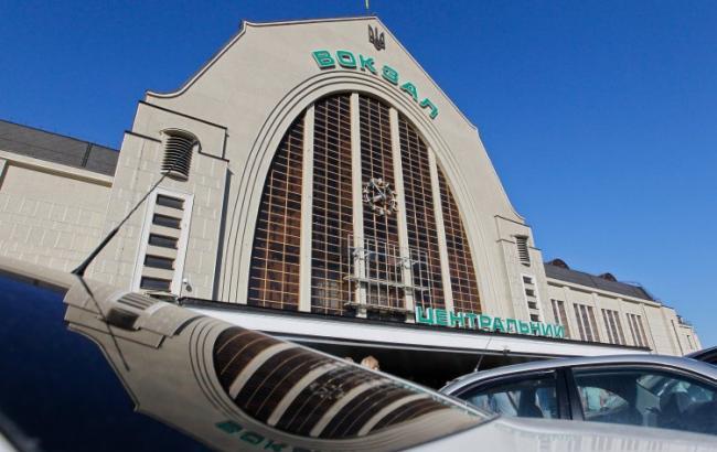 Фото: ж/д вокзал (УНІАН)