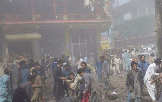 У Пакистані стався вибух, 15 людей загинули