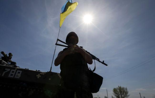 В Луганской обл. на мине подорвались четверо военных