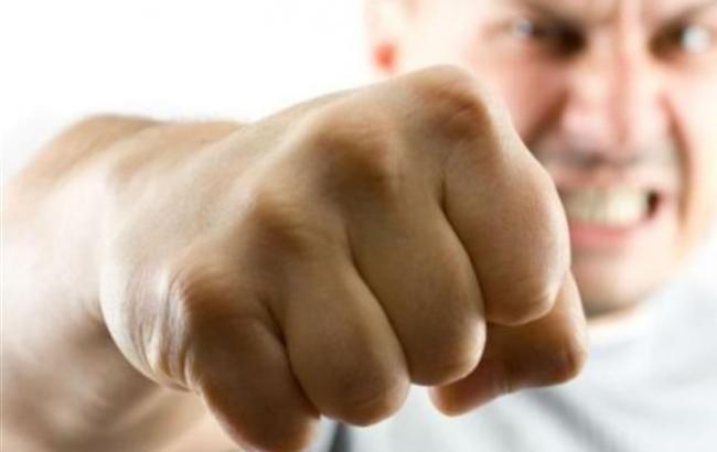 Фото: В Киеве избили журналиста (flickr.com)