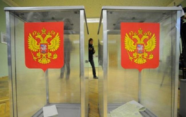 Фото: вибори в Держдуму в Україні неможливі ніде
