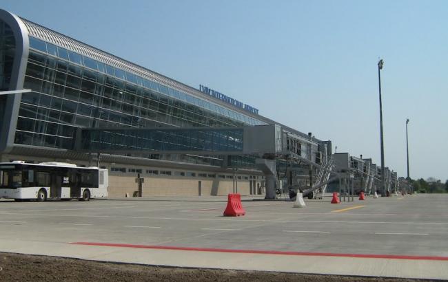 Фото: аэропорт Львова