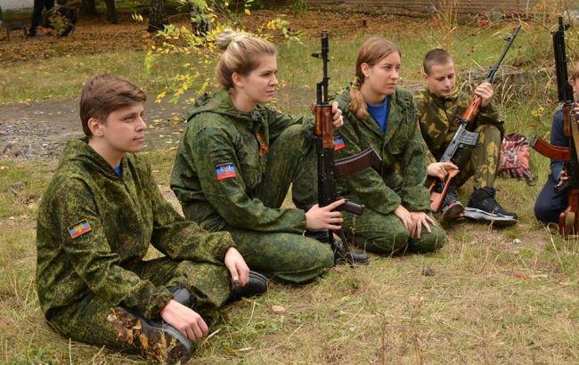 Эти придут убивать: фотография детей из Донецка шокировала сеть