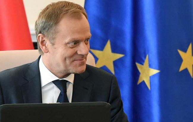 Туск официально вступил в должность главы Европейского совета