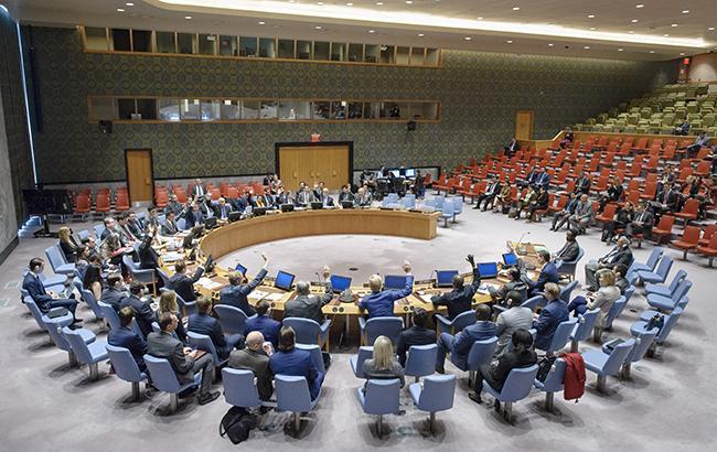 Фото: заседание Совбеза ООН (unmultimedia.org)